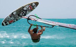 25  συχνότερα λάθη στο windsurfing