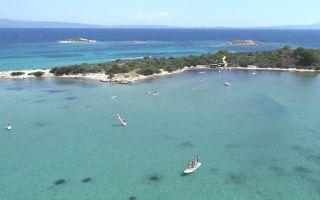 SURF VOURVOUROU: Windsurfing & Watersports στην πανέμορφη Χαλκιδική