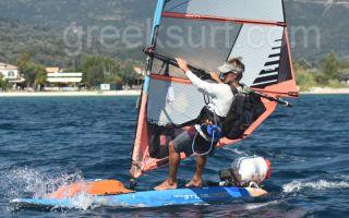 Jono Dunnett: ο γύρος της Ευρώπης με windsurf!
