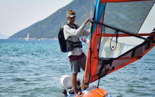 Jono Dunnett: ο γύρος της Ευρώπης με windsurf! (μέρος δεύτερο)